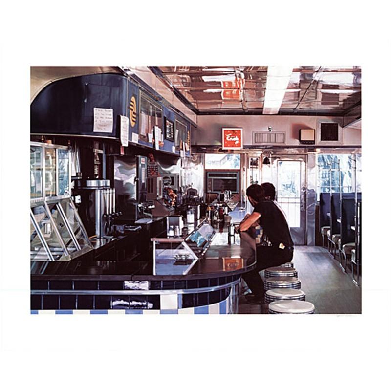 Blue Diner (26/195), 1995