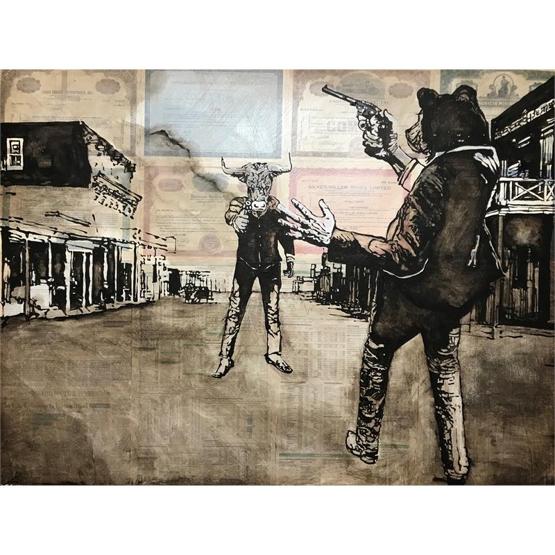Street Fight (/50), 2019