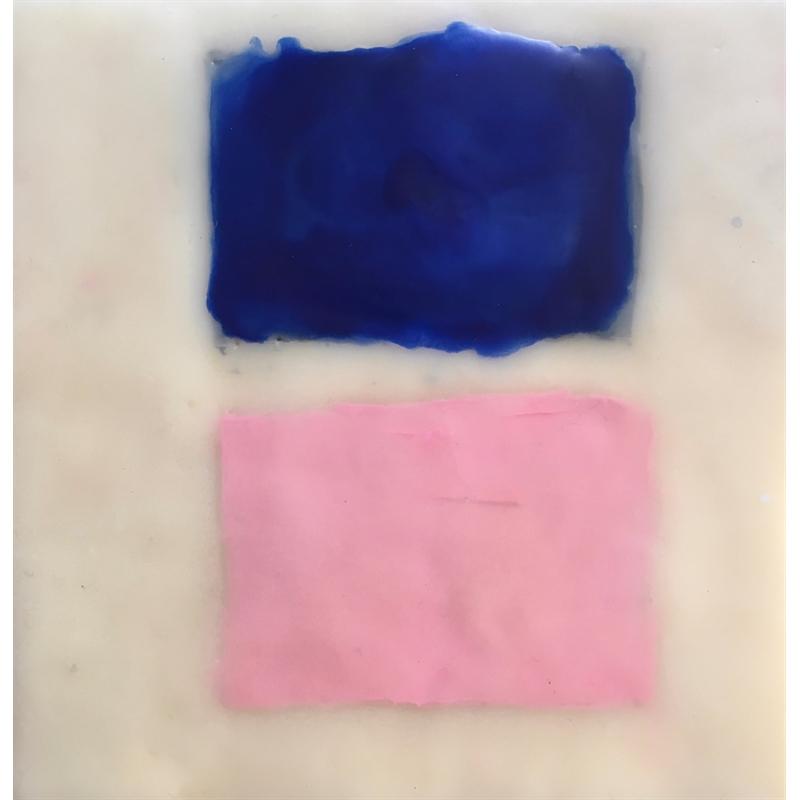Mini Meditation: Pink and Blue