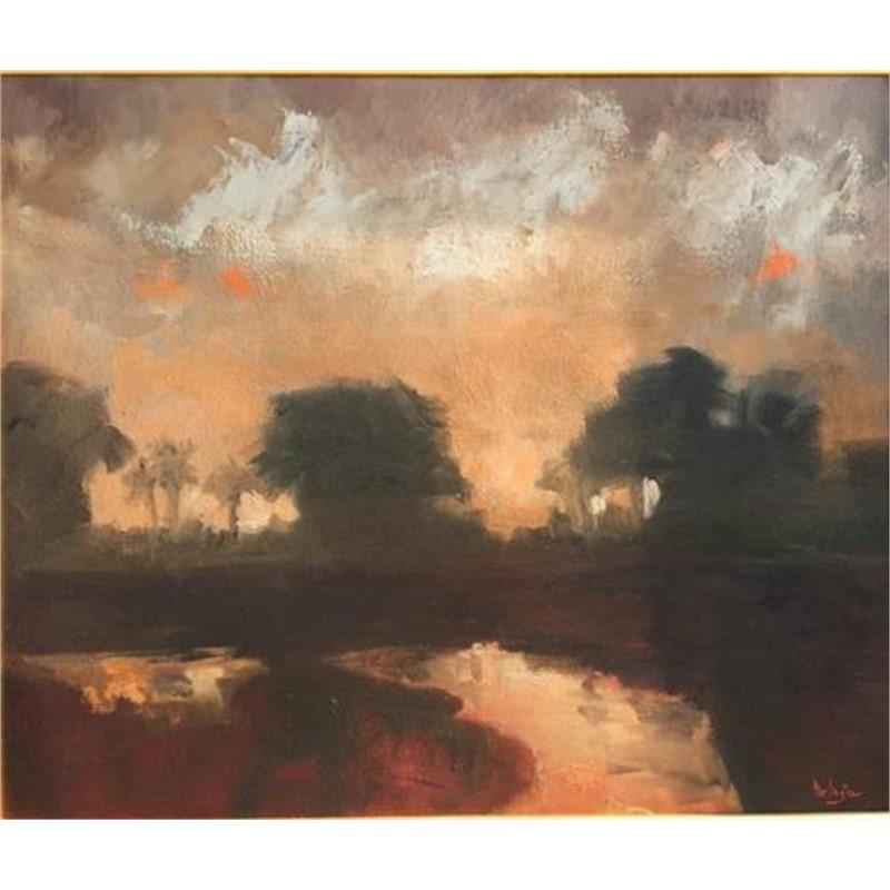 Marsh Nocturne