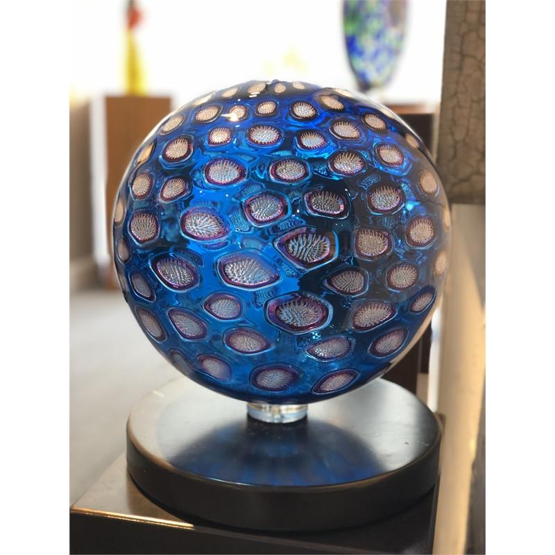 """""""Cerulean Sphere, 2020"""