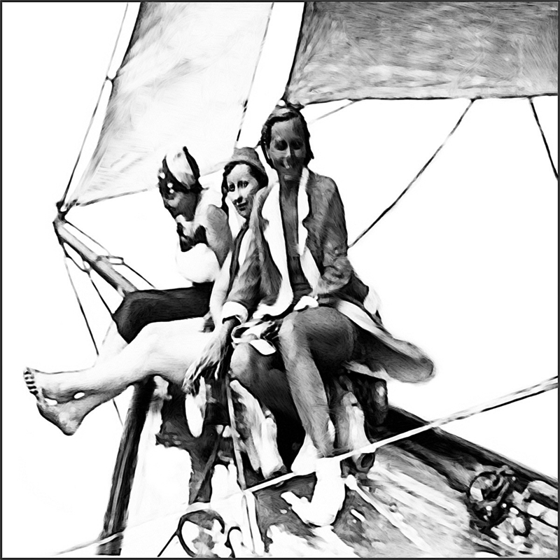 Sail No. 2, 2019
