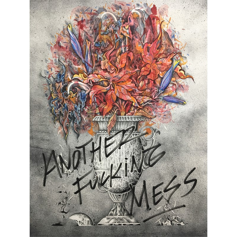 ANOTHER FUCKING MESS, 2015