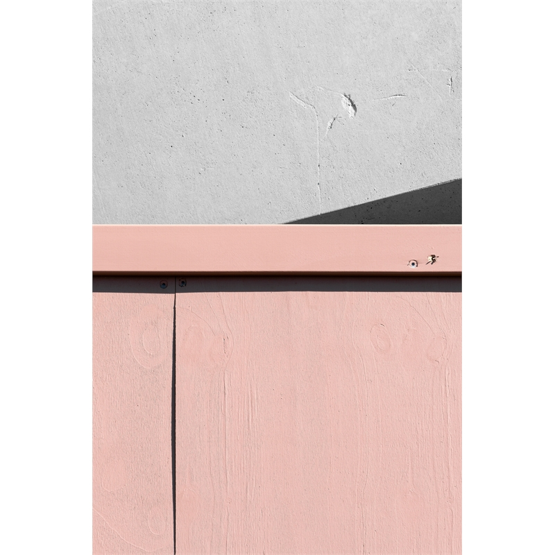 Pink and Grey (1/5), 2019