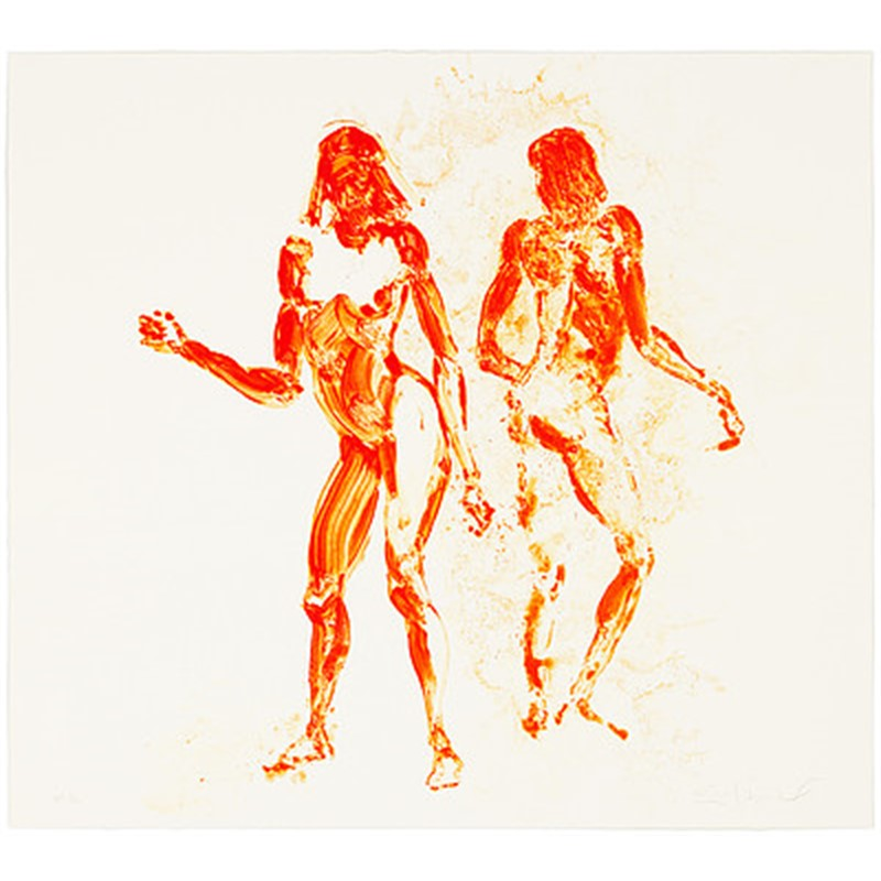Two Girls Dancing (5/100), 2011