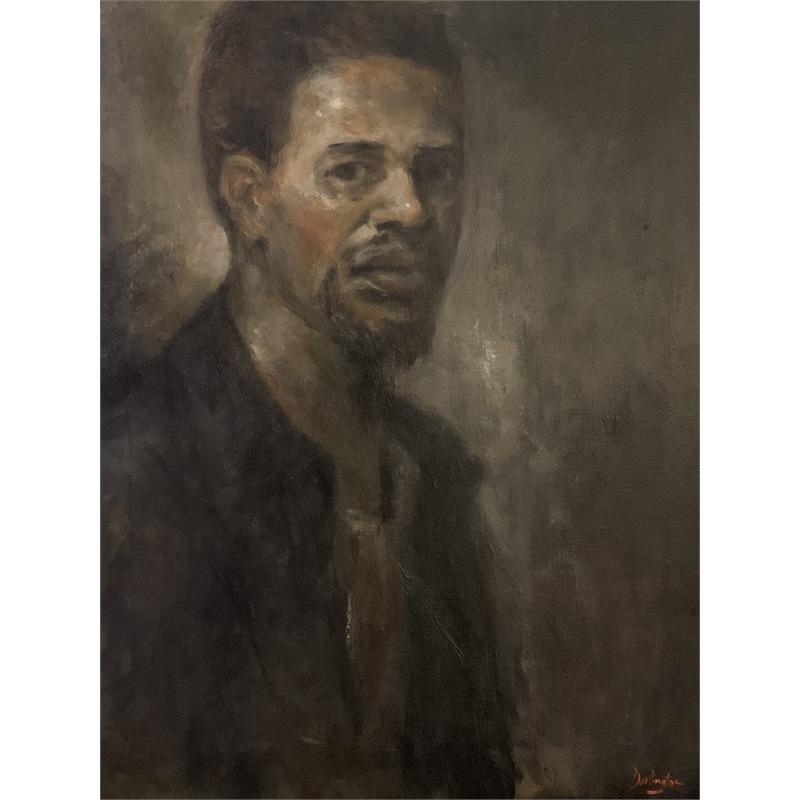Portrait of Daniel, 2019