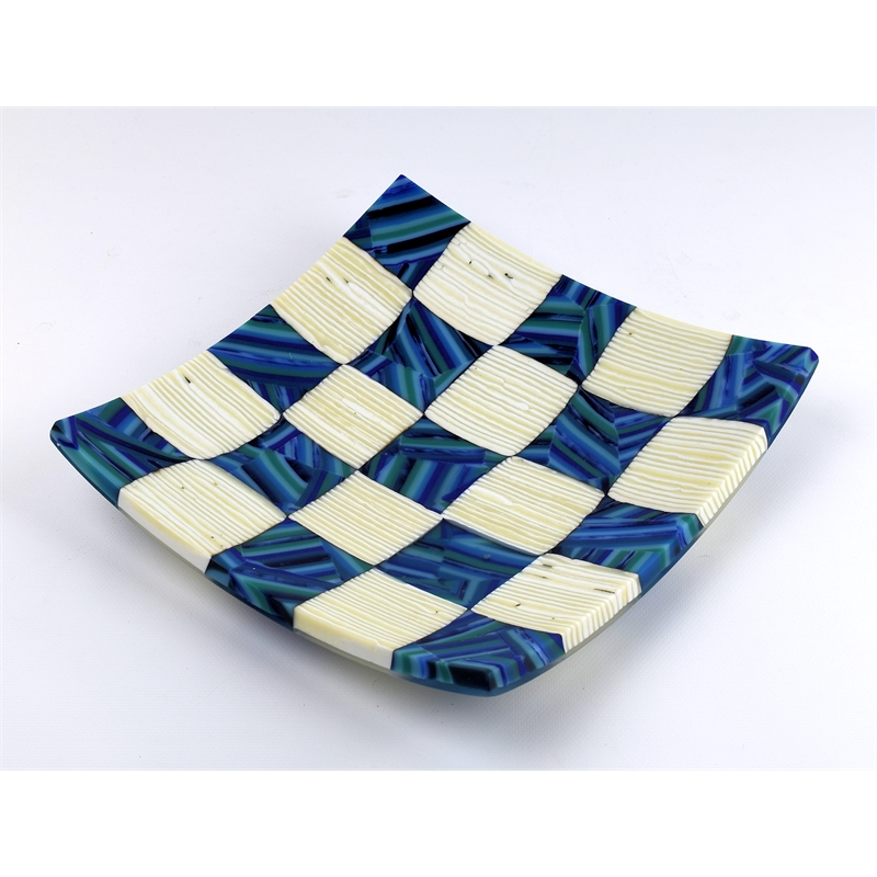 Blue Squares, 2019