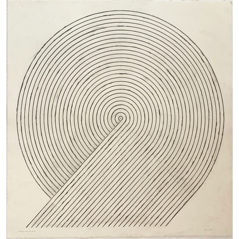OPTICAL DRAWING #40 by Tim Jag