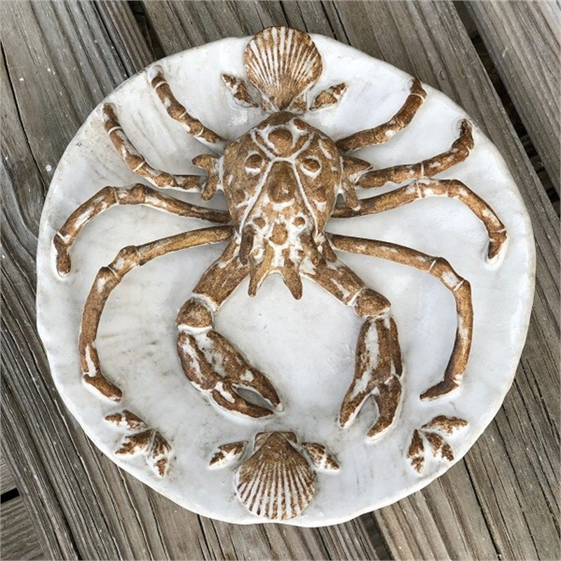 Crab Plate, 2019