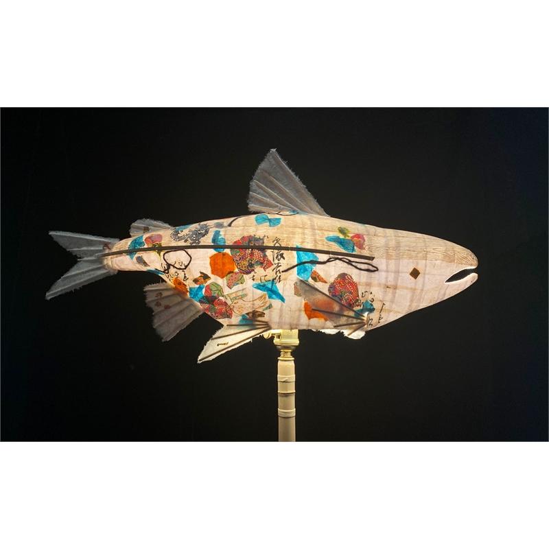 White Wood Salmon, 2020