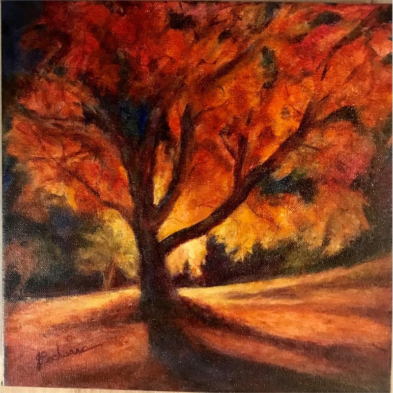 Autumn Tree, 2019