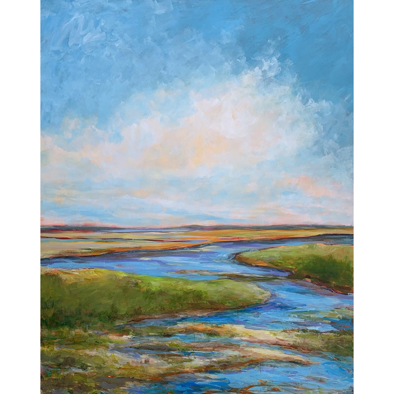 Marsh To Ocean
