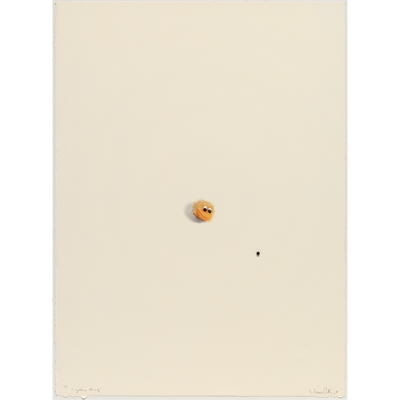 Yellow Thing (26/50), 2011