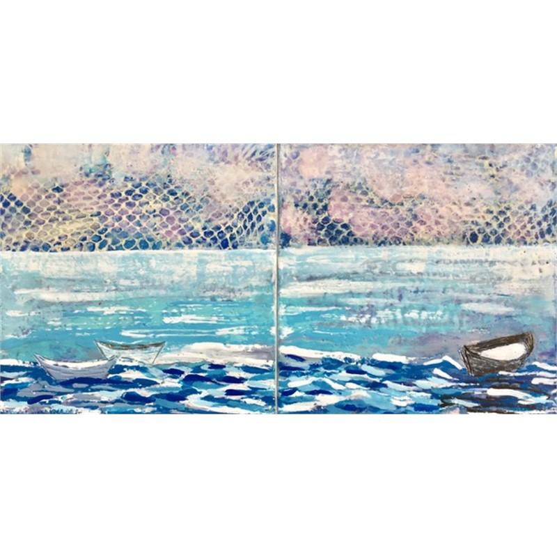 Boat Series: Choppy Water