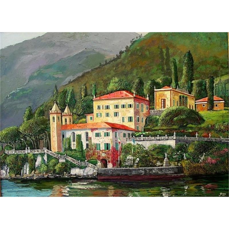 Pomeriggio, Villa Balbianello