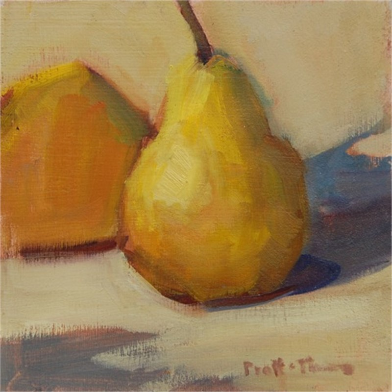 Heart Healthy Pears, 2018