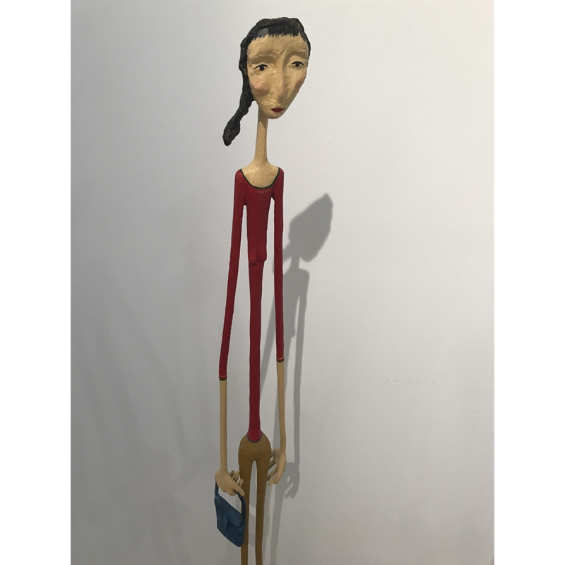 Long Fellows (Her - Colored), 2018
