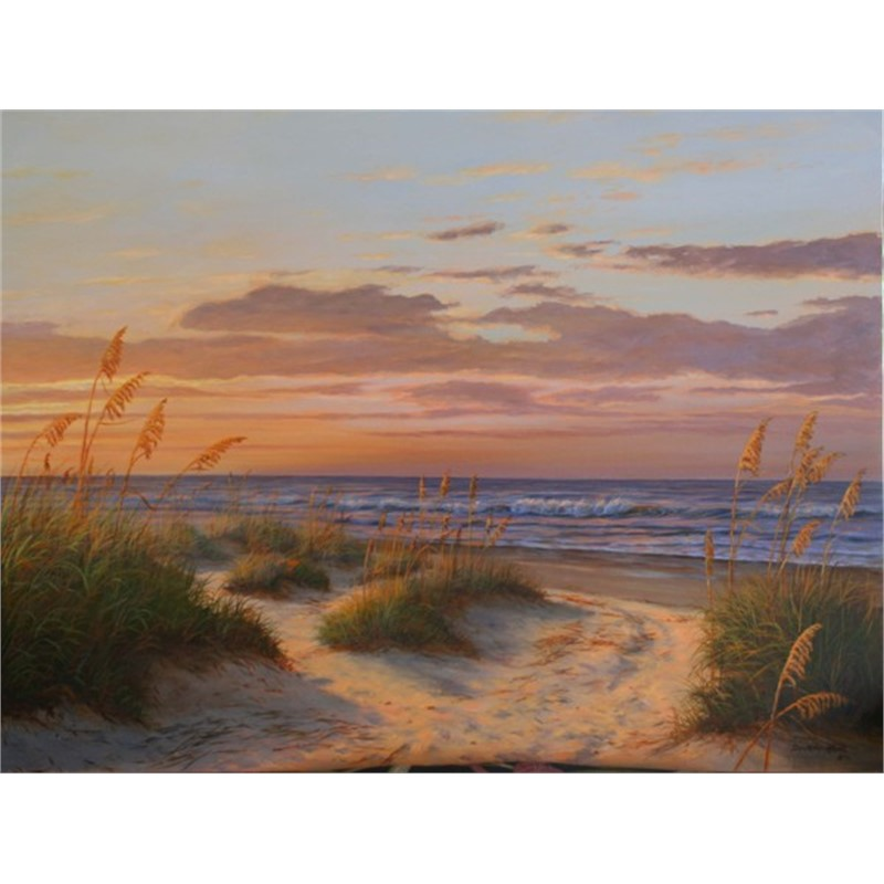 Lowcountry Beach Morning (20/150), 2019