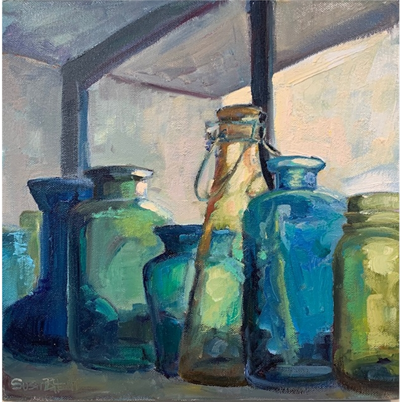 Window Dressing by Susan Hecht