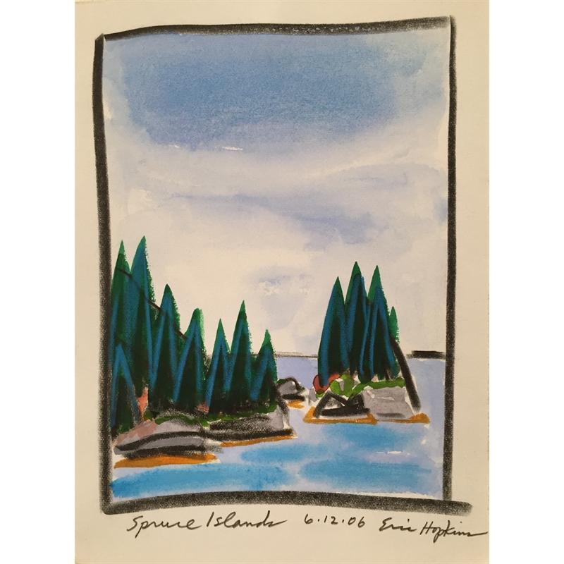 Spruce Islands 6.12.06