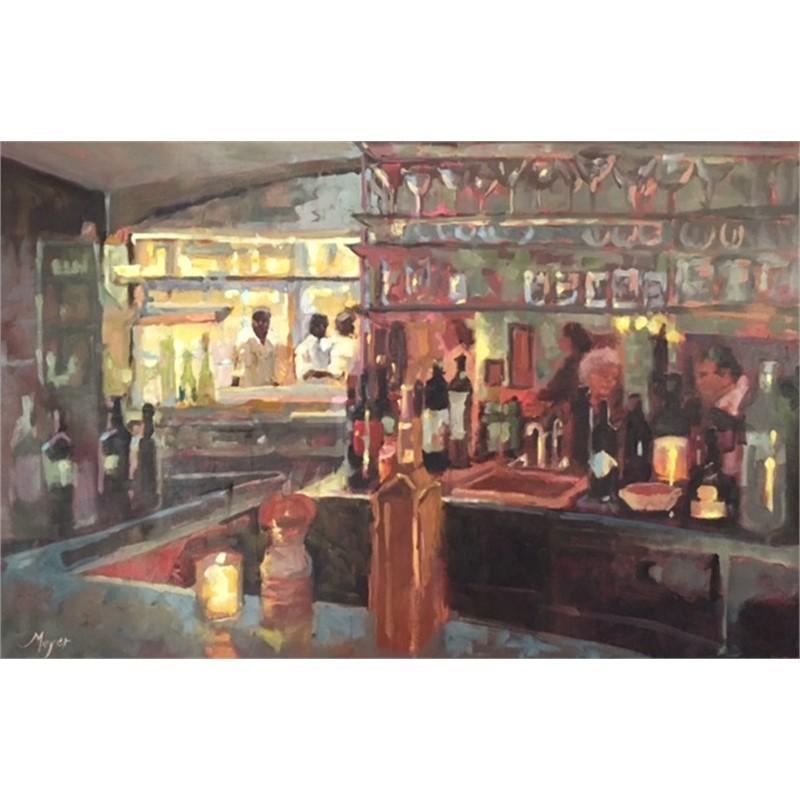 Mirror Mirror on the Bar, 2016