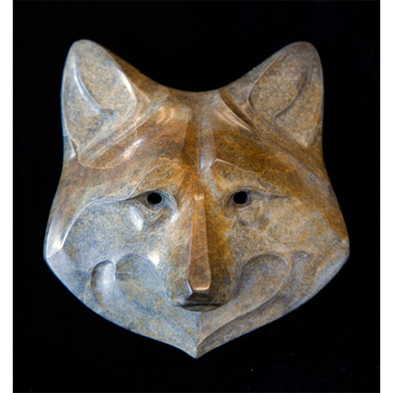 Wolf Mask Maquette (12/50)