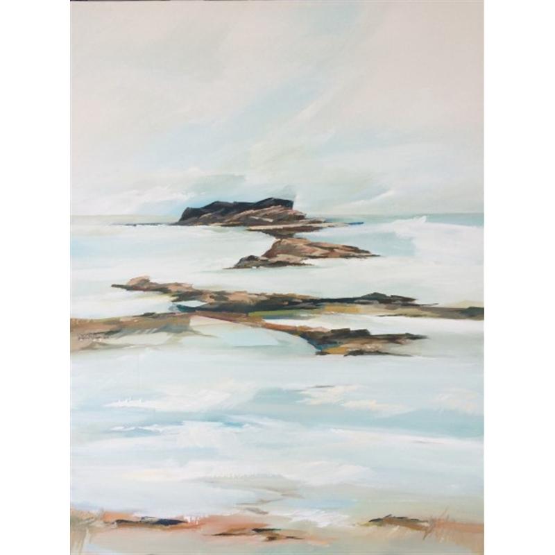 Beach Solitude IV