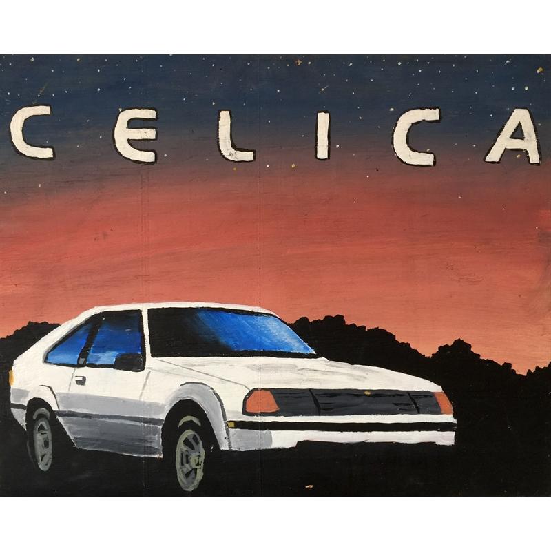 """""""Celica"""" by Dave Huebner, 2015"""