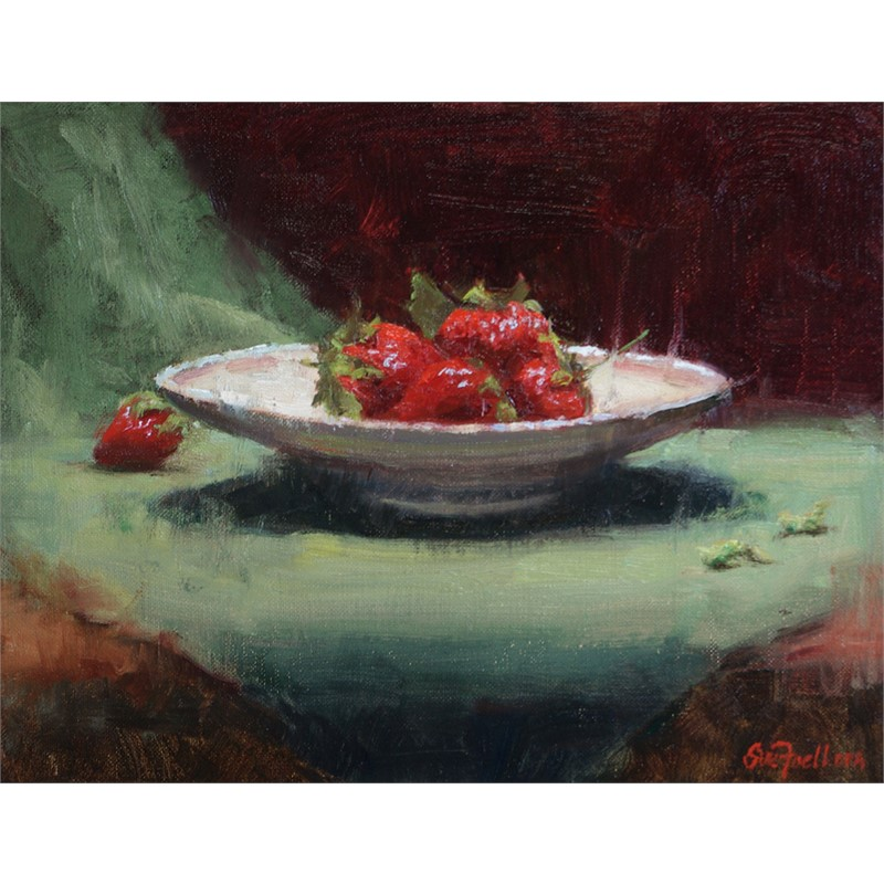 Dish of Berries, 2019