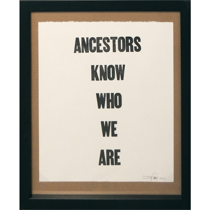 Ancestors Know Who We Are - Storme Webber