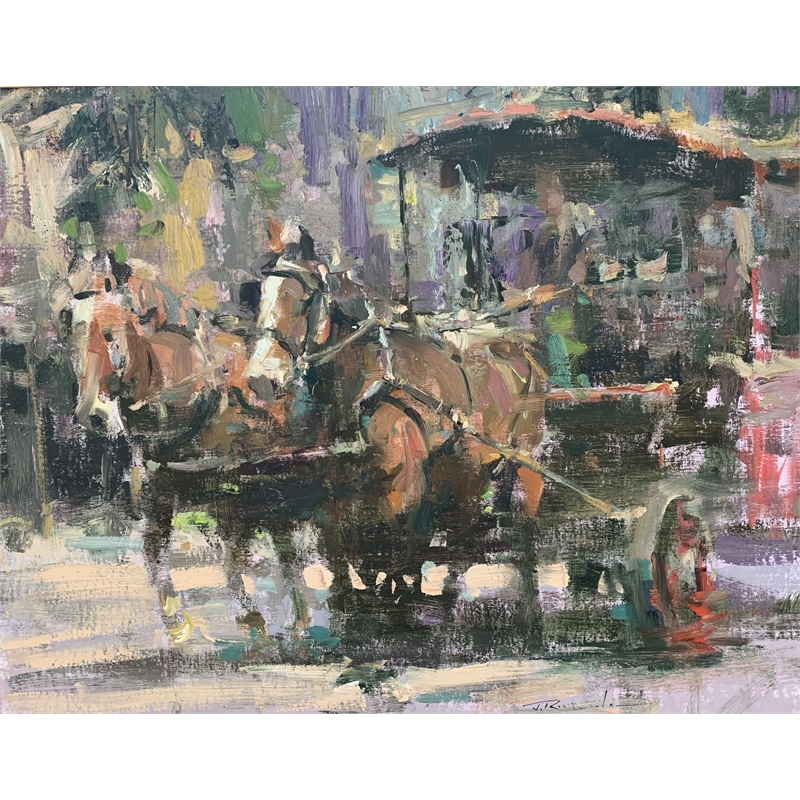 Carriage Ride, 2019