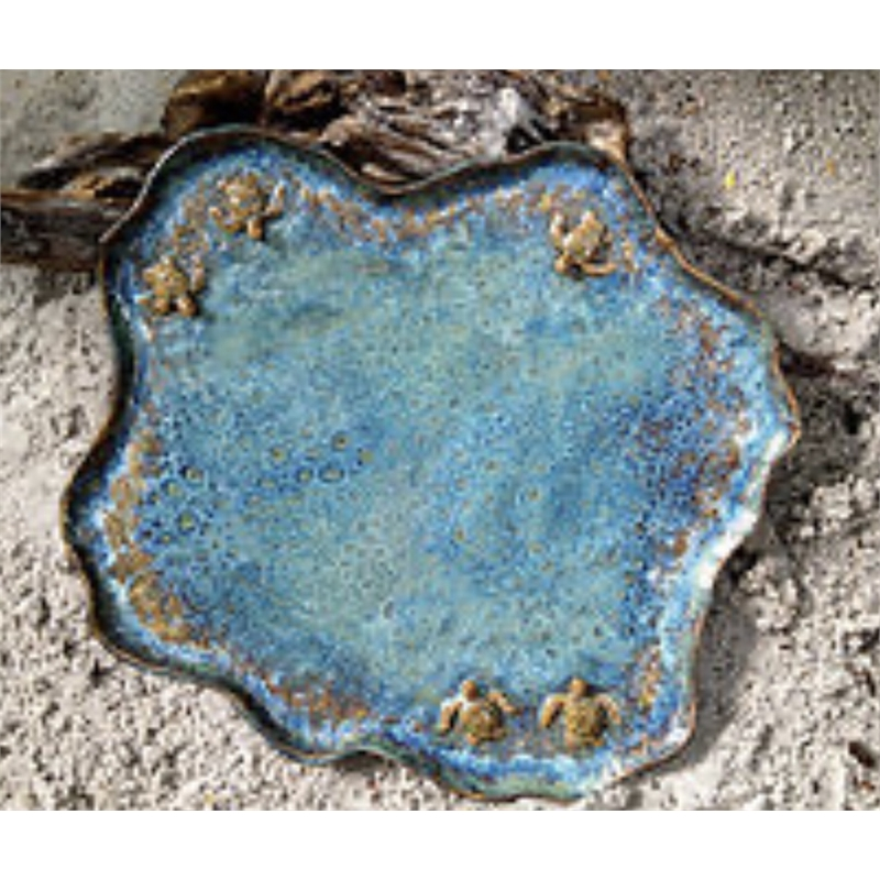 Turtle Plate, 2019
