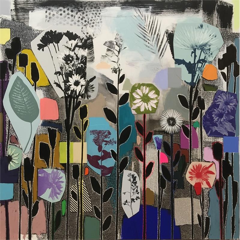 Dreamscape (rainbow garden), 2019