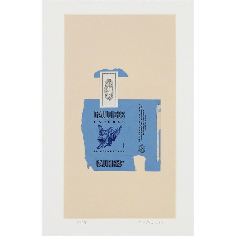 Gauloises Bleues (1/75), 1968