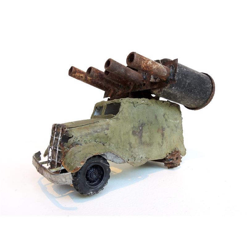 Nichos Series 16: Carro