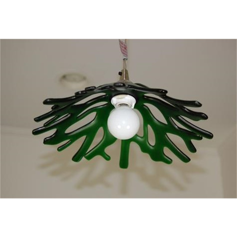Sea Glass Pendant Light