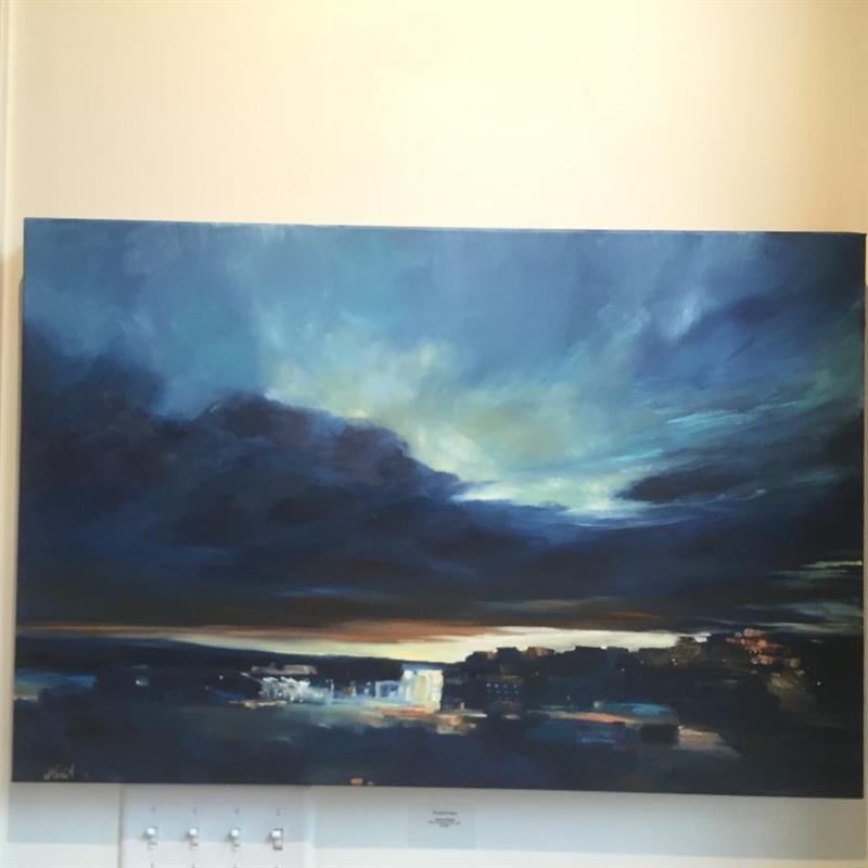 Boatyard Dawn