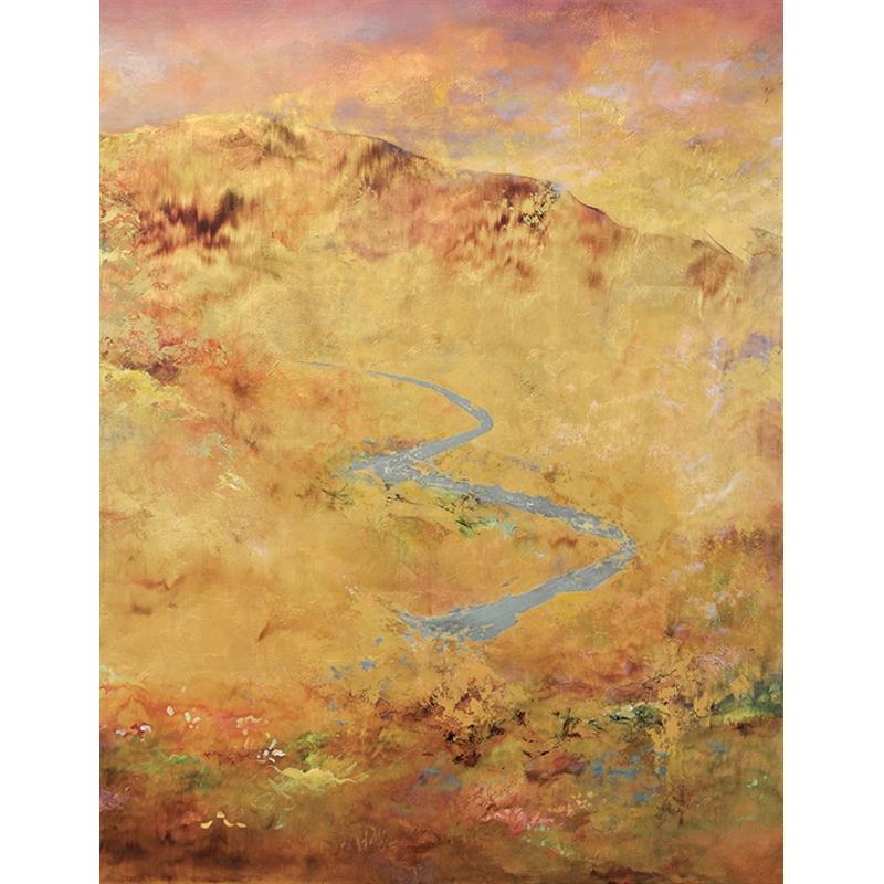 Winding River by Nancy Reyner