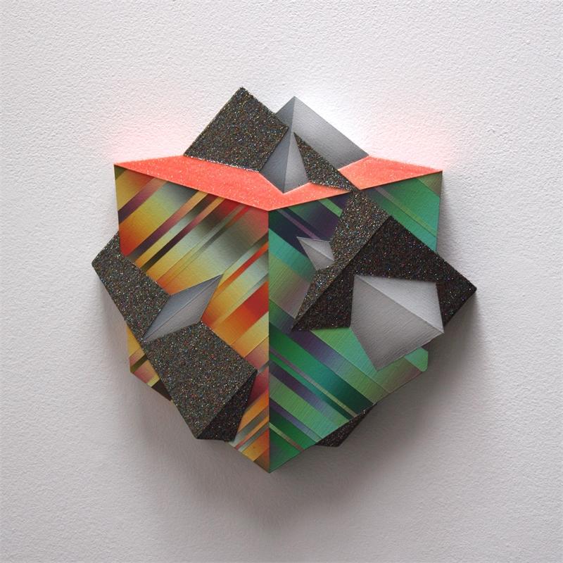 Untitled 26 (Interpolation Series), 2019