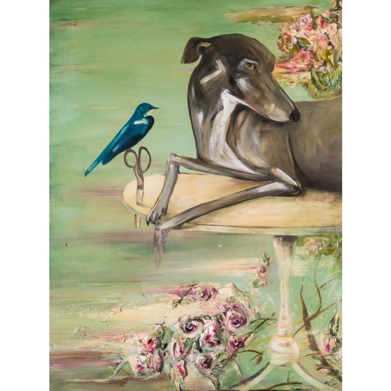 DOG AND BIRD DAB39X52-2019-141, 2019