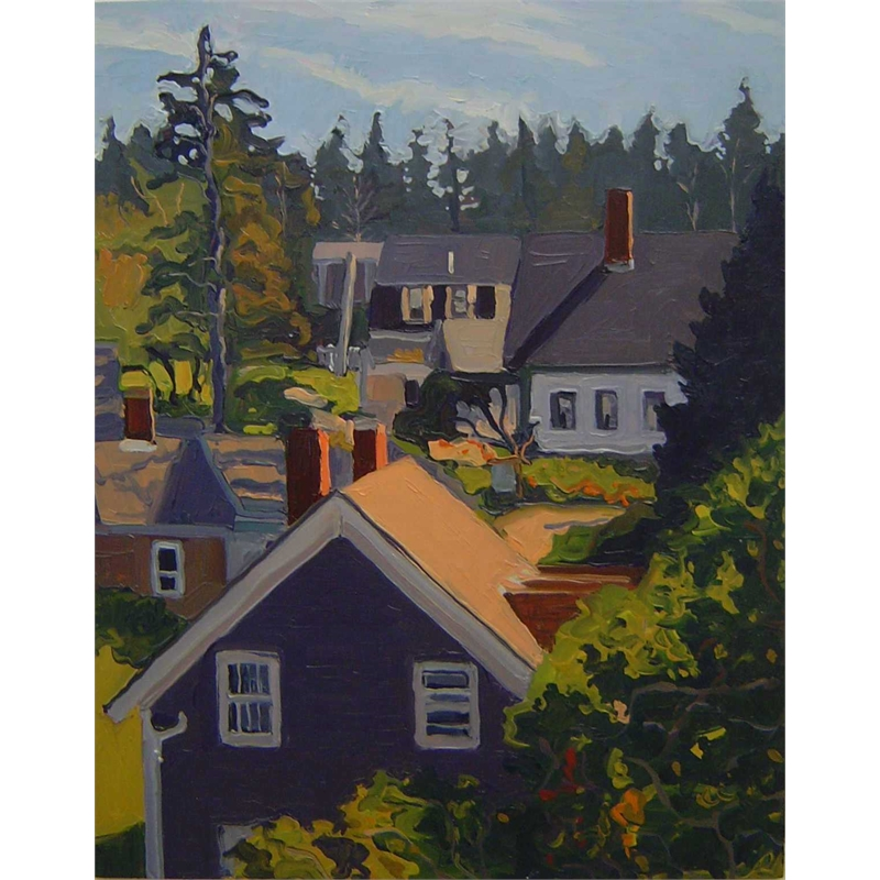 Maine Rooftops