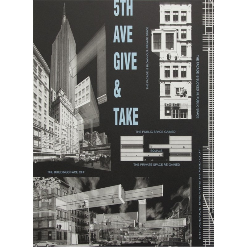 5th Ave Give & Take (1/50), 1999