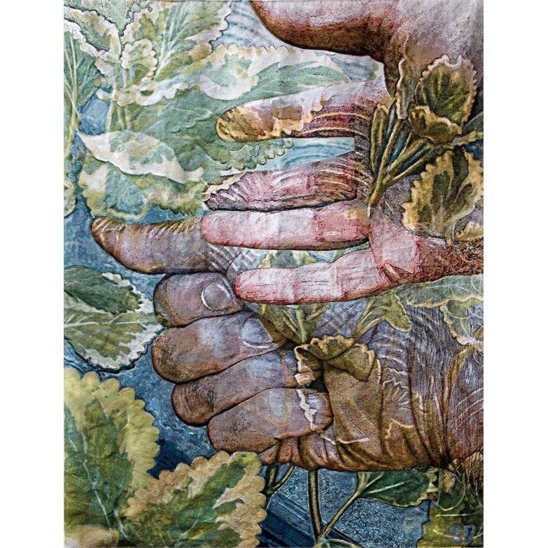 GARDEN PHASE & HANDS
