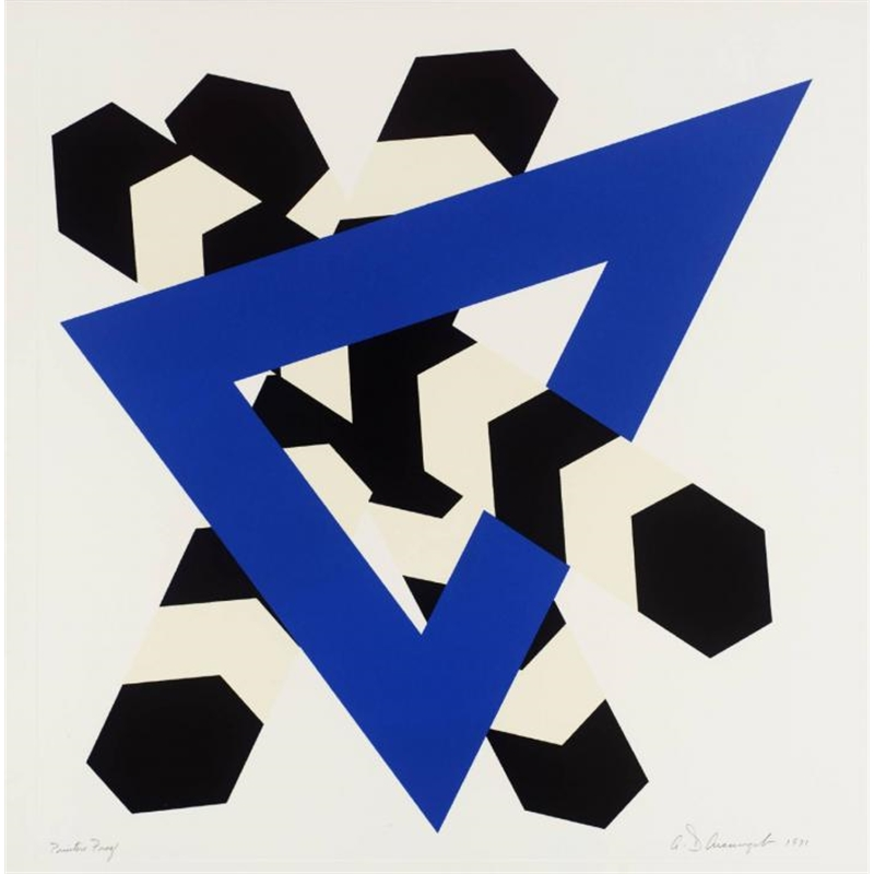 Constellation III (48/90), 1971