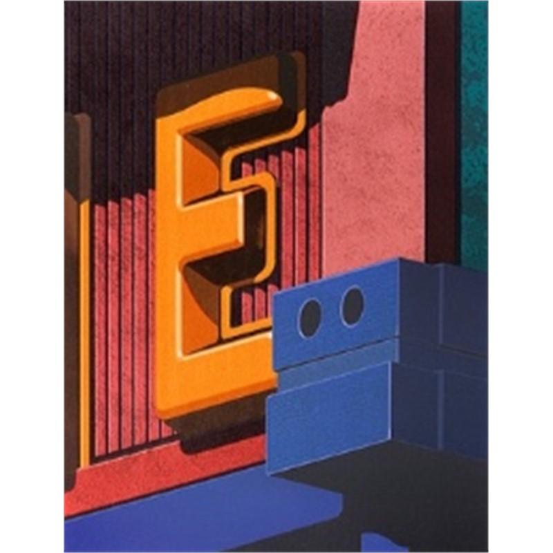 An American Alphabet: E (1/40), 2008
