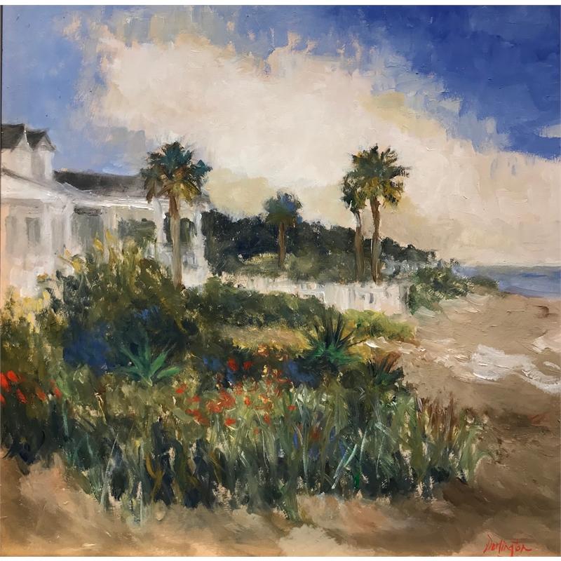 Beach at St. 10 (Author's House), 2019