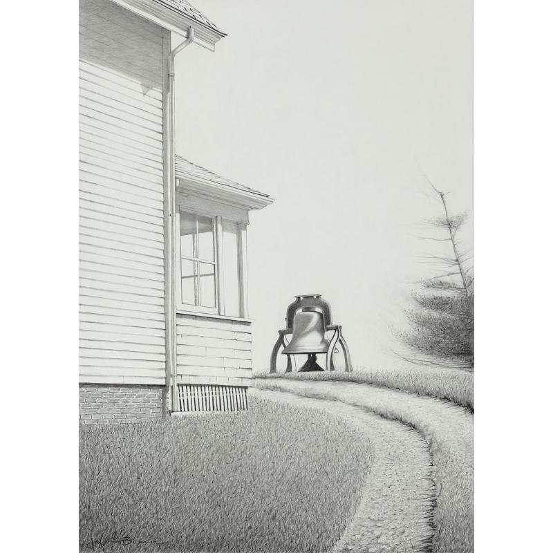 Monhegan Fog Bell (Study)