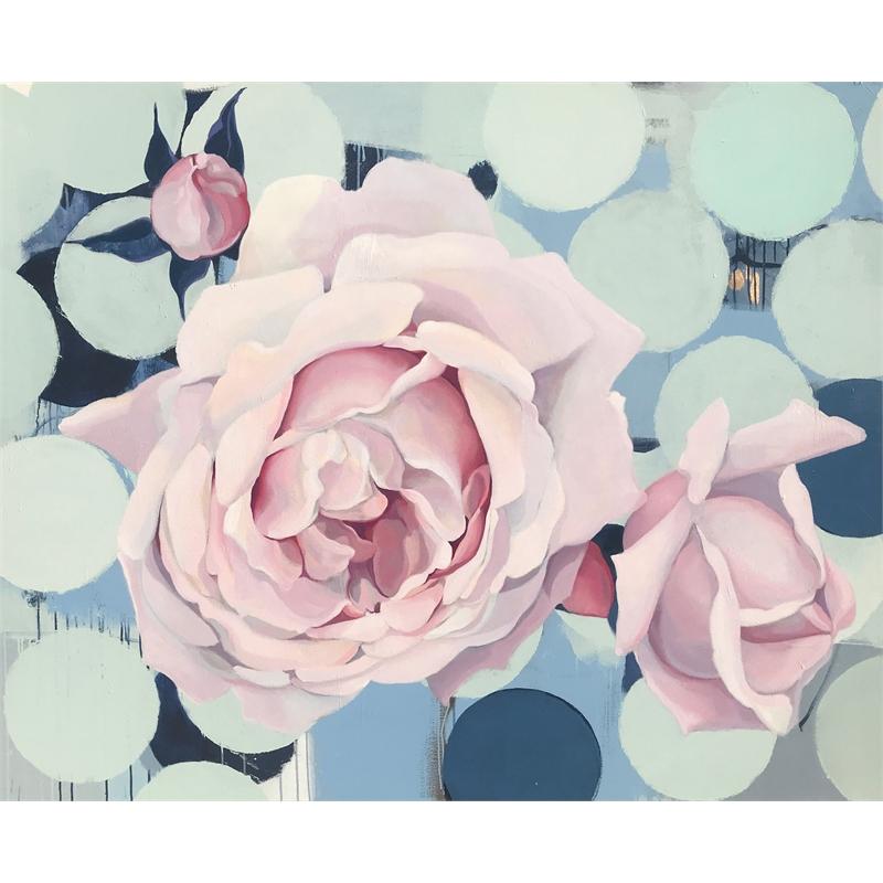 Rose Trio by Jennifer Rasmusson