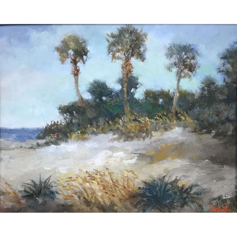 Palmettos in the Dunes, 2020