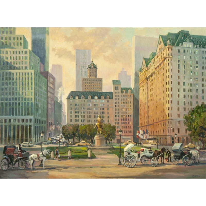"""Manhattan Morning"""